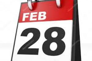 VENCIMIENTO: EL 28/2/2019 VENCE EL PLAZO PARA ACCE...